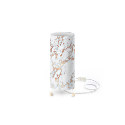ROSEGOLD MARBLE -Standing Lamp