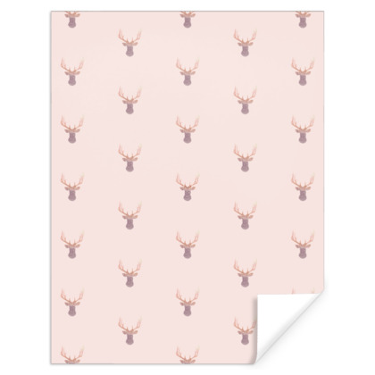 ROSEGOLD DEER BLUSH - Gift Wrap