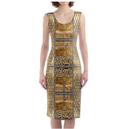Bodycon-Kleid size XL GRAND HOTEL  225,- Bodycon chilled luxury DRESS to IMPRESS