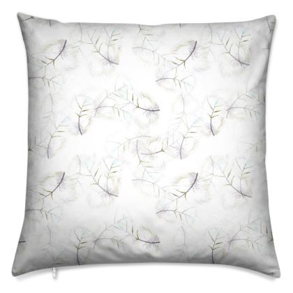 Falling feather Cushions