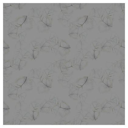Falling feather light grey Cushions