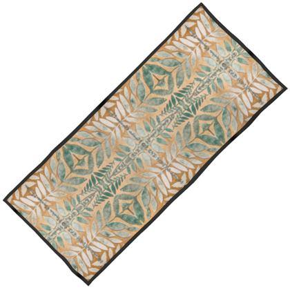 Handtuch 187 x 74 BADETUCH luxury Badehandtuch ninibing34  beidseitig bedruckt, Luxus Edition
