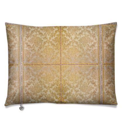Premium Kissen schimmernder Samt,  55 x 40 cm GRAND HOTEL