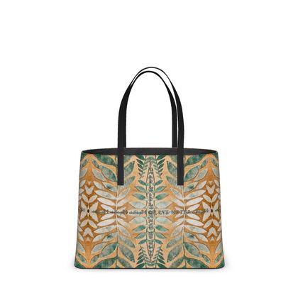 DESIGNER Nappaleder tote Bag GRAND HOTEL im Birkinbag Style RETRO ab 459,- €
