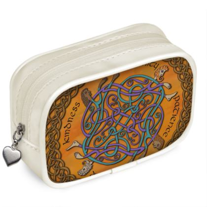 'Humanity' Celtic Knotwork Purse