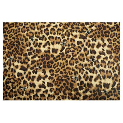 Buzz Leopard Cup and Saucer