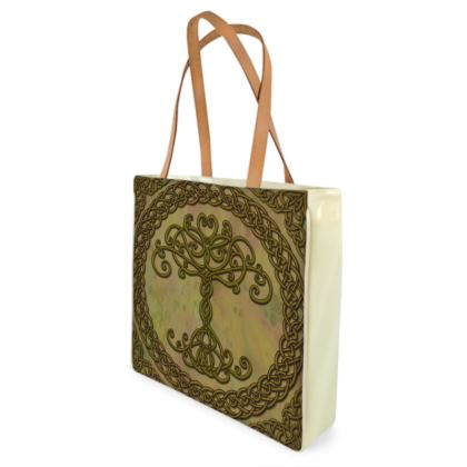 Celtic Tree of Life Shopper Bag