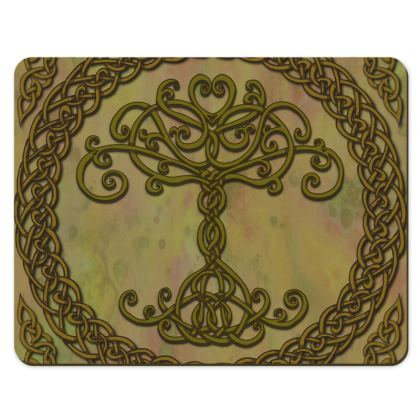 Celtic Tree of Life Placemats