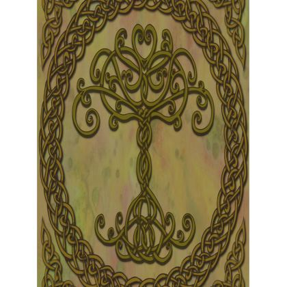 Celtic Tree of Life Tray