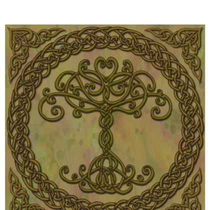 Celtic Tree of Life China Mug