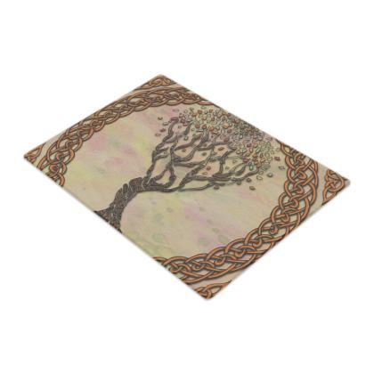 Celtic Tree Chopping Board