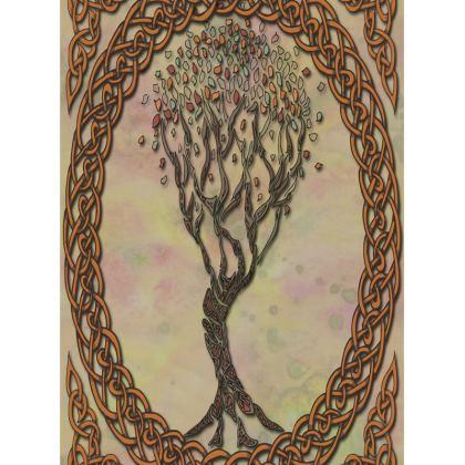 Celtic Tree Tray