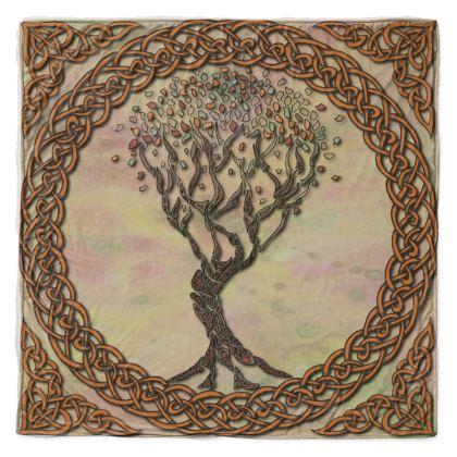 Celtic Tree Throw