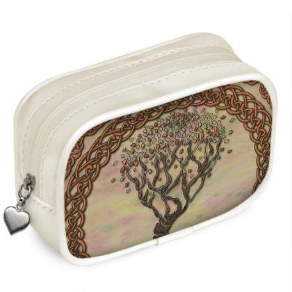 Celtic Tree Pouch Purse