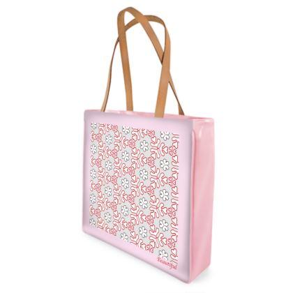 Beautiful Shopping Bag - Helmdon