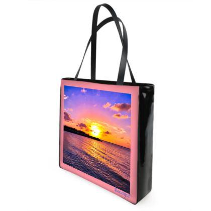 Beautiful Shopping Bag - Montego Bay
