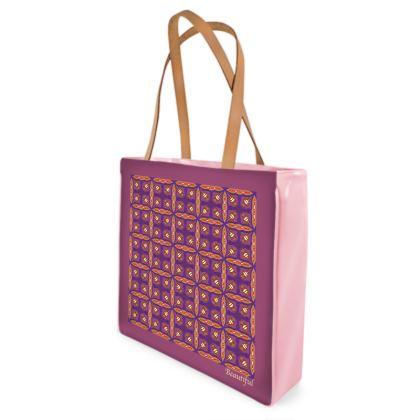 Beautiful Shopping Bag - Hampton