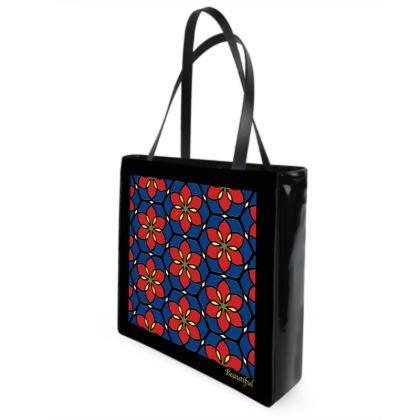Beautiful Shopping Bag - Wolverton