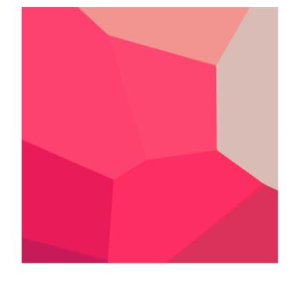 Shades of Pink Long Slip Dress ©