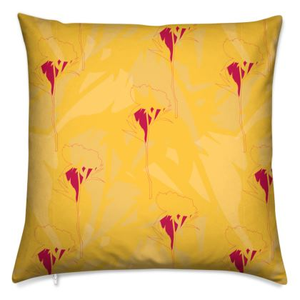 Peony Collection - Luxury Cushion
