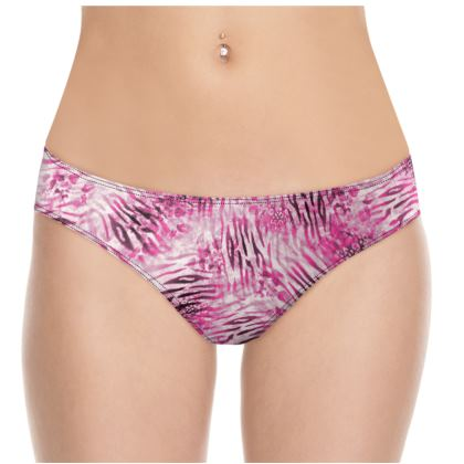 The pink tiger knickers