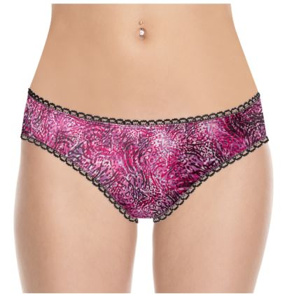 Pink and Wild Knickers