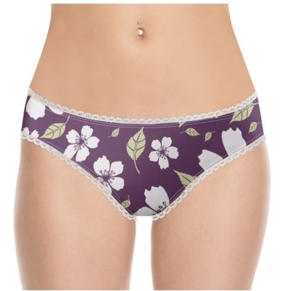 Flowers from the Tropics Knickers