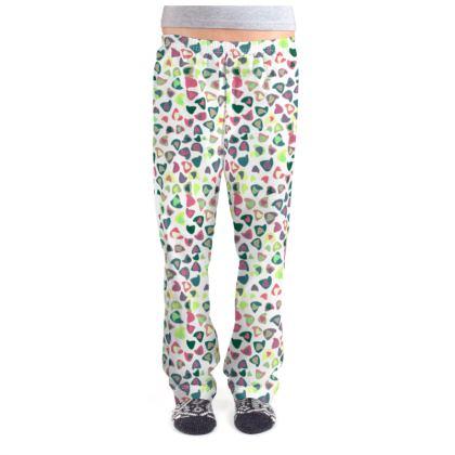 Fun with Dots Pyjama Bottoms