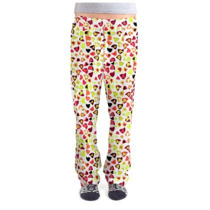 Groovy Dots Pyjama Bottoms
