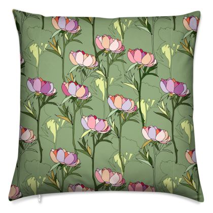Peony Collection - Luxury Cushions