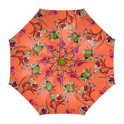 Peony Collection - Luxury Umbrella