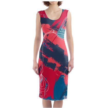 The Sunrise Bodycon Dress
