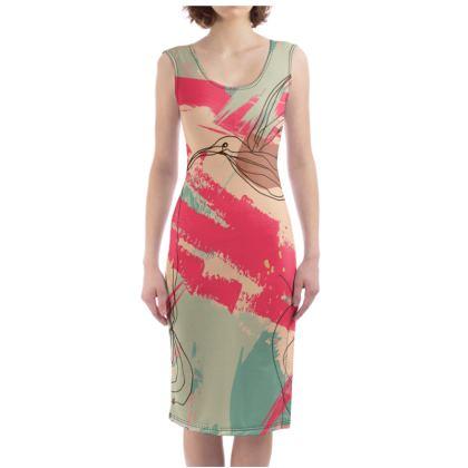 The Sunset Bodycon Dress