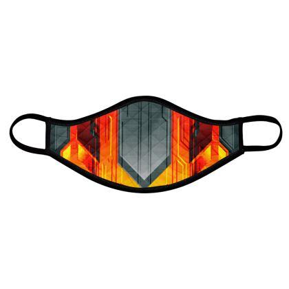 Sci Fi Armors Face Masks