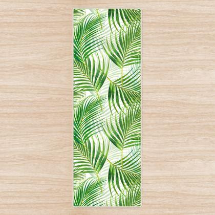 Tropical Garden Collection Yoga Mat