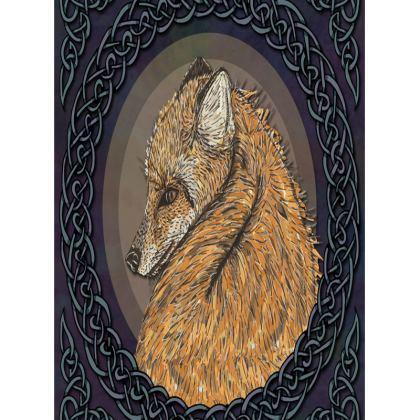 Celtic Fox Tray