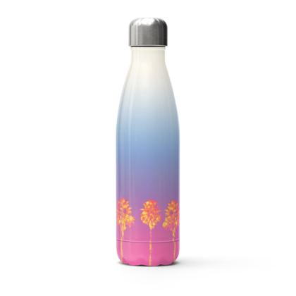 Palm Trees Collection Stainless Steel Thermal Bottle