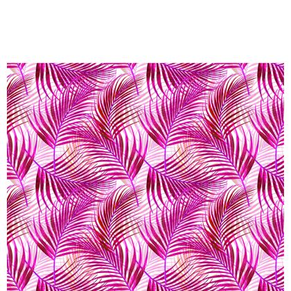 Tropical Garden in Magenta Collection Cup and saucer