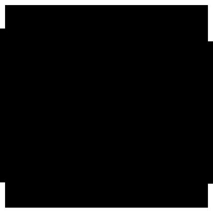 Black and Blue Diamond Mix-Matched Design Crossbody Bag With a Chain © US and National