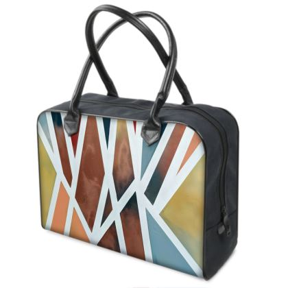 Union Holdall by Alison Gargett designer and artist
