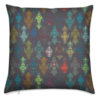 India Holi Collection - Luxury Cushion