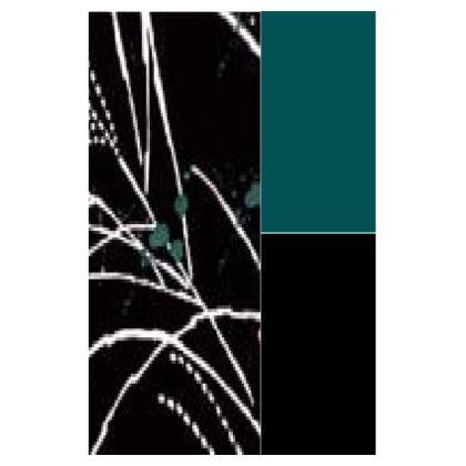 Men's Leaf Design Swim Shorts ©