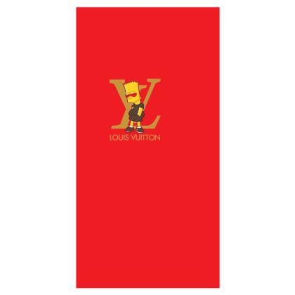 TDM COOLIN MEME LEGGINGS/Red