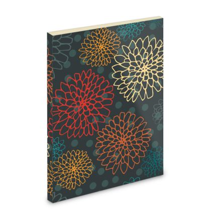 Chrysanthemum Collection - Pocket Note Book