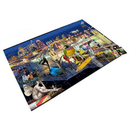 Welcome to Brighton Jigsaw Puzzle