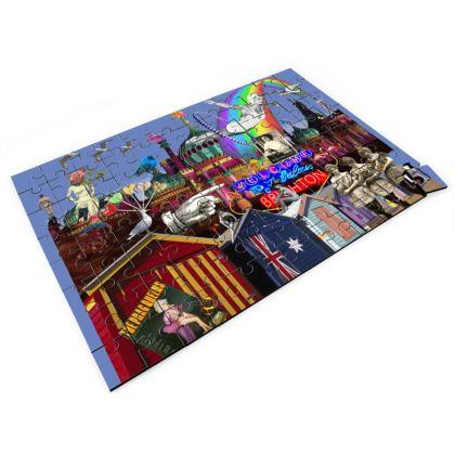 Fabulous Brighton Jigsaw Puzzle