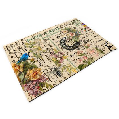 Away for a While Jigsaw Puzzle