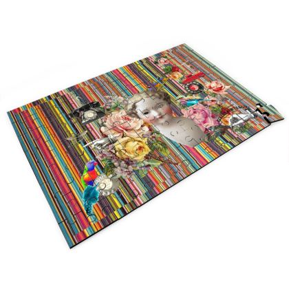 One Doll Jigsaw Puzzle