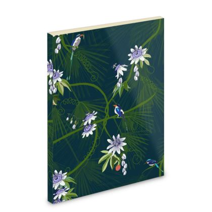 Paradise Kingfishers Collection - Pocket Note Book