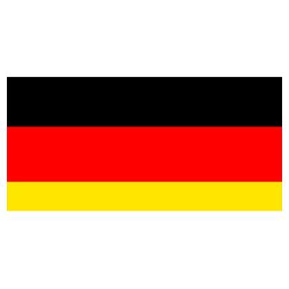 Germany - German Flag face mask